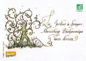 Jardin de Fangorn Sainte Cécile